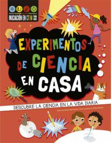 experimentos de ciencia en casa-9788491454700