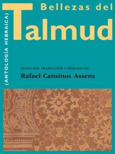 bellezas del talmud (ebook)-rafael cansinos assens-9788493728700
