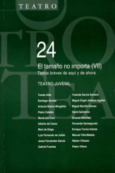Descargar torrent de libros electronicos EL TAMAÑO NO IMPORTA (VII): TEXTOS BREVES DE AQUI Y DE AHORA de