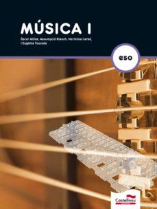 Geekmag.es Musica I Er Cicle Eso (Llibre + Cd Audio) Image