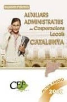 Permacultivo.es Suposits Practicsauxiliars Administratius Corporacions Locals C Atalunya Image