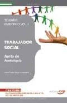 Srazceskychbohemu.cz Trabajador Social Junta De Andalucía Temario Especifico Vol. I. Image