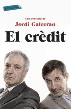 el crèdit (ebook)-jordi galceran-9788499309200