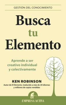 busca tu elemento (ebook)-ken robinson-9788499441900