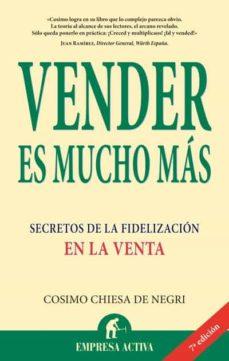vender es mucho más (ebook)-cosimo chiesa-9788499444000