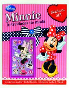 Enmarchaporlobasico.es Minnie Mouse. Libro De Actividades. Actividades De Moda Image