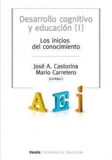 desarrollo cognitivo y educación. tomo 1 (ebook)-jose antonio castorina-9789501200300