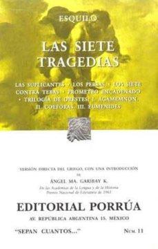 Inmaswan.es Las Siete Tragedias (25ª Ed.) Image