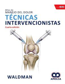 Descargas de audio de libros gratis ATLAS DEL MANEJO DEL DOLOR: TECNICAS INTERVENCIONISTAS + E-BOOK