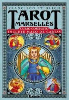tarot marselles: curso completo con mazo de carta-9789876342100