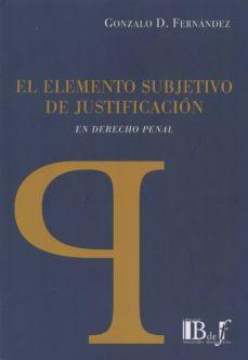 Permacultivo.es El Elemento Subjetivo De Justificacion En Derecho Penal Image