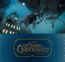 the art of fantastic beasts: the crimes of grindelwald-dermot power-9780008294410