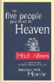the five people you meet in heaven-mitch albom-9780316726610