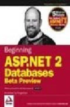 beginning asp.net 2.0 databases beta preview-john kauffman-thiru thangarathinam-9780764570810
