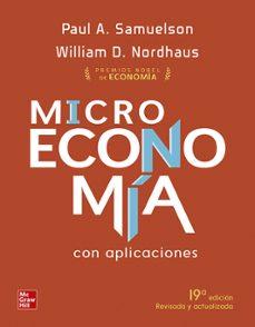 Milanostoriadiunarinascita.it Microeconomía Con Aplicaciones Ed. Revisada - Pack Image