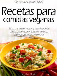 recetas para comidas veganas (ebook)-9781507127810
