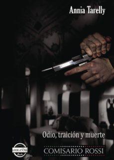 Chapultepecuno.mx Comisario Rossi - Odio, Traición Y Muerte Image
