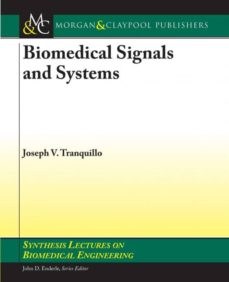 biomedical signals and systems-9781627053310