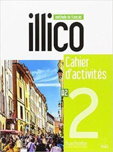 Ebooks kindle format descargar gratis ILLICO 2 EJERCICIOS+CD AUDIO PDB CHM RTF 9782015135410 de VV. AA. (Literatura española)