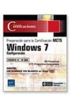 Viamistica.es Preparacion Para La Certificacion Mcts: Windows 7: Configuracion Examen Nº 70-680 Image