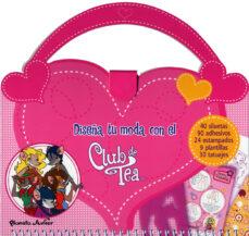 Srazceskychbohemu.cz Diseña Tu Moda Con El Club De Tea (Maleta) Image