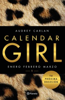 Amazon mp3 descarga audiolibros CALENDAR GIRL 1  9788408157410 de AUDREY CARLAN in Spanish