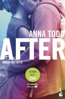 Descargar libros de texto gratuitos en línea pdf AFTER: AMOR INFINITO (SERIE AFTER 4) in Spanish