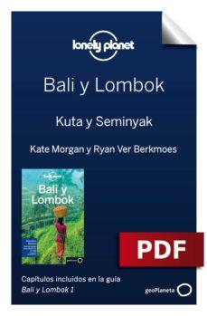bali y lombok 1. kuta y seminyak (ebook)-ryan ver berkmoes-9788408189510