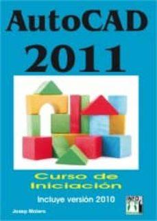 Garumclubgourmet.es Autocad 2011 Curso Iniciacion: Inlcluye Version 2010 Image