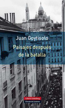 Amazon kindle descargar libros de audio PAISAJES DESPUES DE LA BATALLA  de JUAN GOYTISOLO