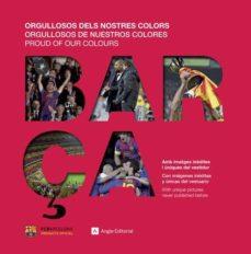 barça: orgullosos dels nostres colors (cat/cast/ang)-9788415695110