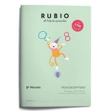 Debatecd.mx Rubio. El Arte De Aprender. Vacaciones 1º Primaria Image