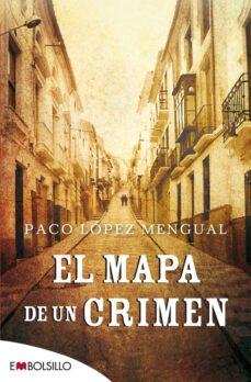Mrnice.mx El Mapa De Un Crimen Image