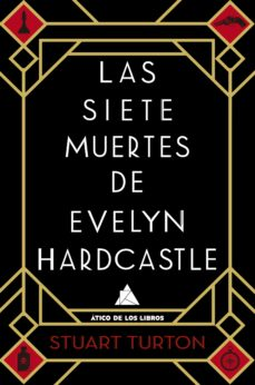 Libros descargados LAS SIETE MUERTES DE EVELYN HARDCASTLE (Spanish Edition) 9788416222810 ePub iBook