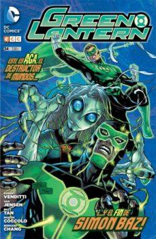 Permacultivo.es Green Lantern Nº 34 Image