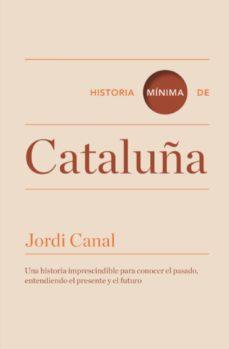 historia mínima de cataluña (ebook)-jordi canal-9788416354610