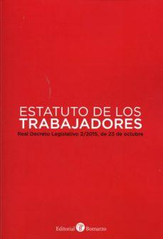 Geekmag.es Estatuto De Los Trabajadores: Real Decreto Legislativo 2/2015, De 23 De Octubre Image