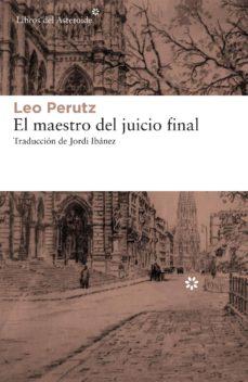 Amazon descarga libros iphone EL MAESTRO DEL JUICIO FINAL