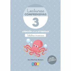 Descargar LECTURAS COMPRENSIVAS 3 :SILABAS INVERSAS gratis pdf - leer online