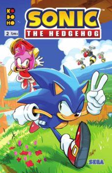 Inmaswan.es Sonic: The Hedhegog Núm. 02 Image