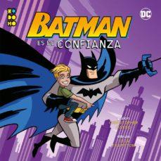 Geekmag.es Heroes Dc: Batman Es De Confianza Image