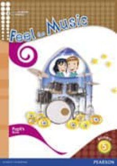Inmaswan.es Siente Musica 5 Libro Del Alumno Educacion Primaria (Inglés) Image