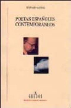 Colorroad.es Poetas Españoles Contemporaneos (3ª Ed.) Image