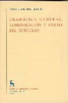 Bressoamisuradi.it Gramatica General, Comunicacion Y Partes Del Discurso Image