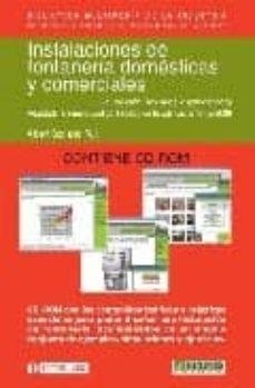 Asdmolveno.it Instalaciones De Fontaneria Domesticas Y Comerciales (2ª Ed.) (In Cluye Cd) Image