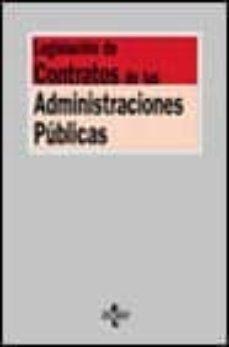 Geekmag.es Legislacion De Contratos De Las Administraciones Publicas (8ª Ed. ) Image