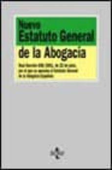 Bressoamisuradi.it Nuevo Estatuto General De La Abogacia: Real Decreto 658/2001, De 22 De Junio, Por El Que Se Aprueba El Estatuto General De La Abogacia Española Image