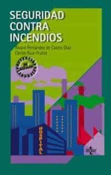 Descargar libros gratis en línea SEGURIDAD CONTRA INCENDIOS en español