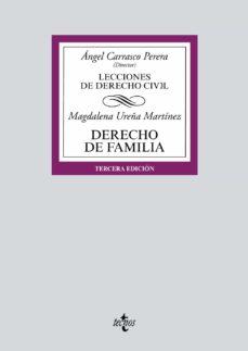 Vinisenzatrucco.it Derecho De Familia (3ª Ed.): Lecciones De Derecho Civil Image