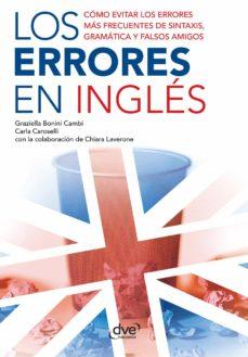 los errores en inglés (ebook)-g. bonini cambi-c. caroselli-9788431556310
